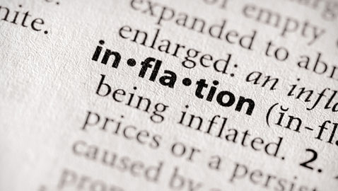 Fall in inflation