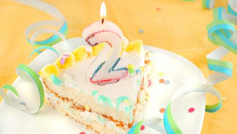 Birthday greetings for Aldermore