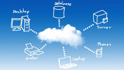 Embrace the cloud