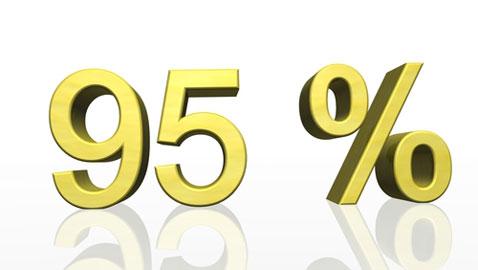 Banks Retake 95  Ltv Fixed Rate Market