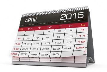 April activity up despite general election uncertainty