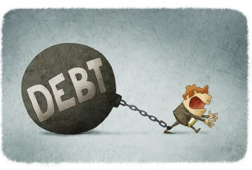 Variable incomes causing debt problems