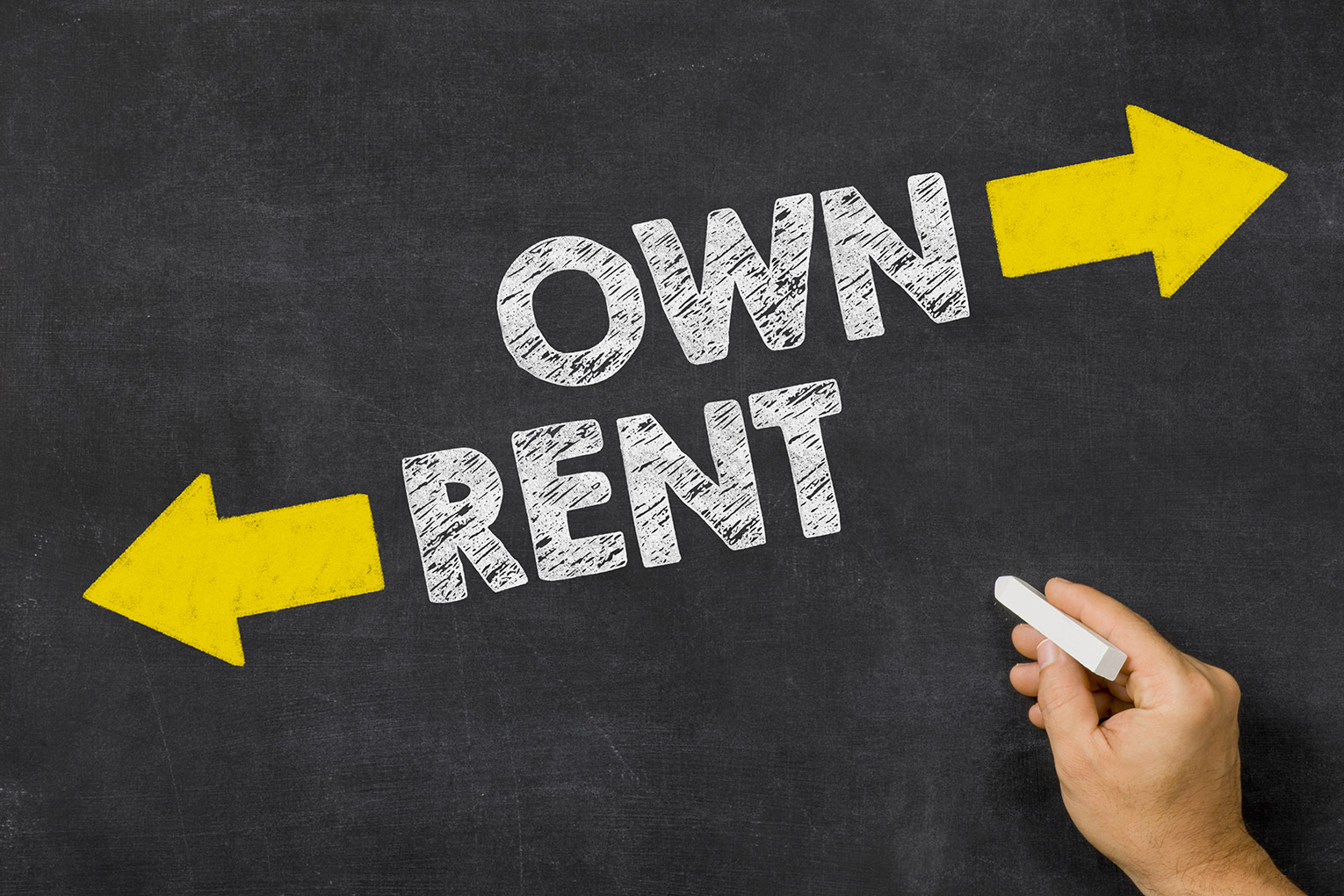 Understanding the fall in home ownership