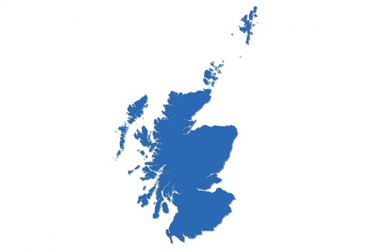 Strong growth in Scottish house prices