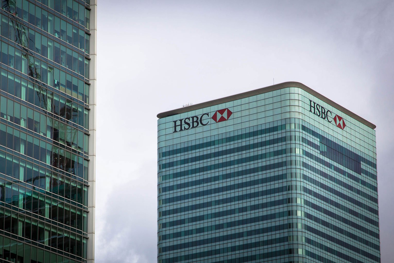HSBC To Keep HQ In UK