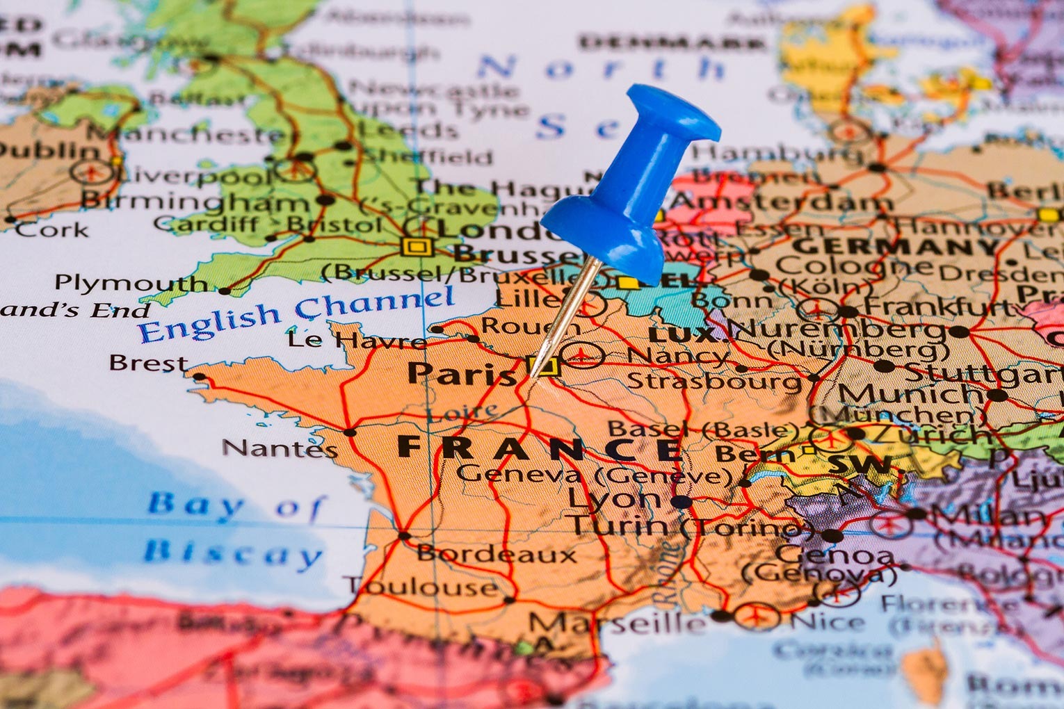 France reclaims overseas property top spot