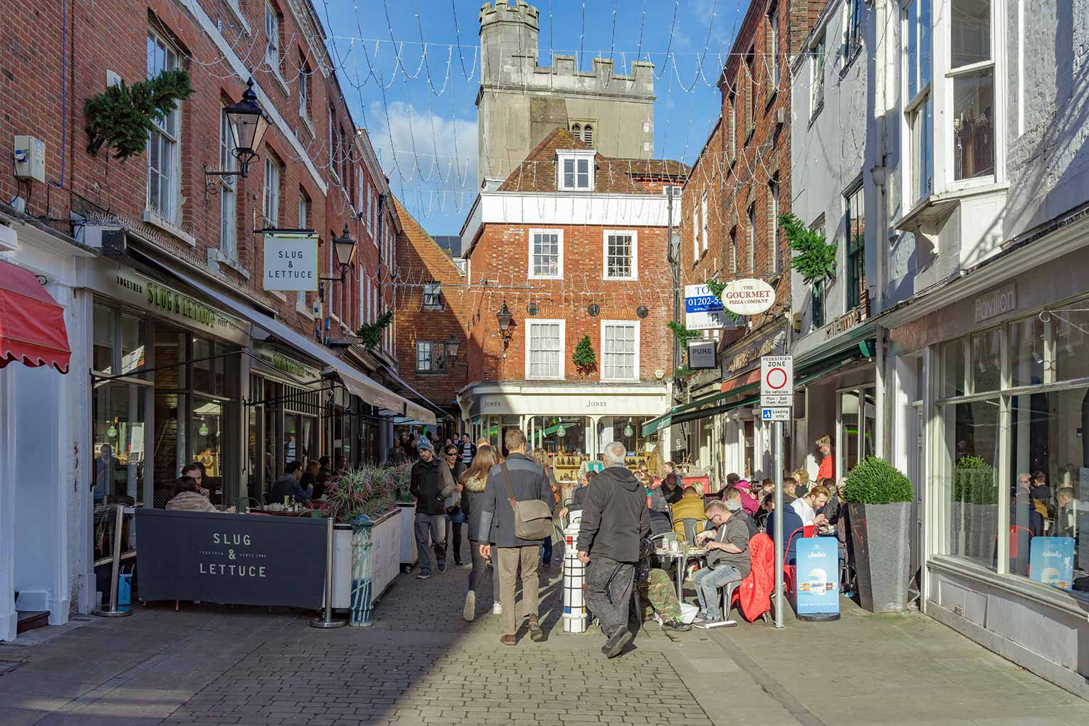 Winchester 'best place to live' in UK - BestAdvice