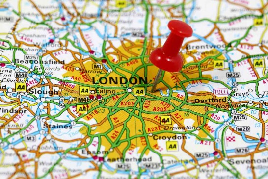 Dramatic fall in number of London empty homes