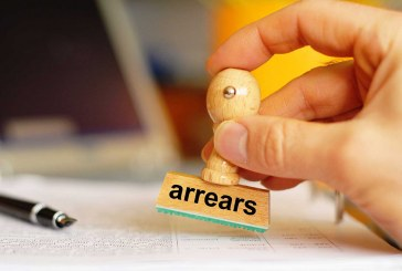 Small fall in mortgage arrears