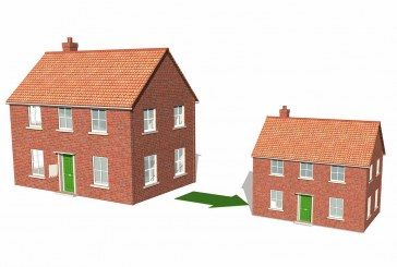 Financial and emotional barriers to downsizing