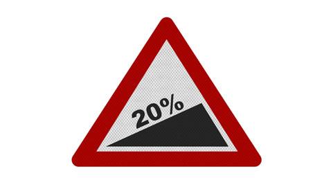 20% increase
