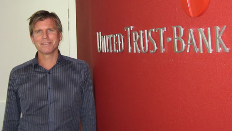 Bradley Illman, United Trust Bank