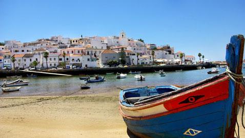 Ferragudo bay, Algarve