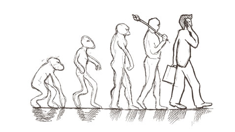 Evolution in business