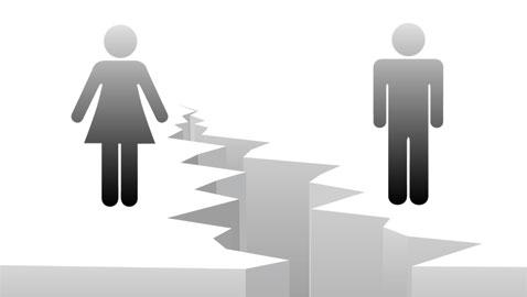 gender divide