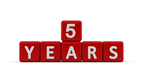 five-years