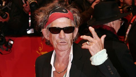 Not that Keith Richards. [vipflash/Shutterstock.com]