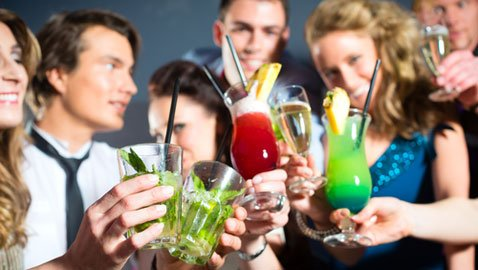 youngsters-drinking