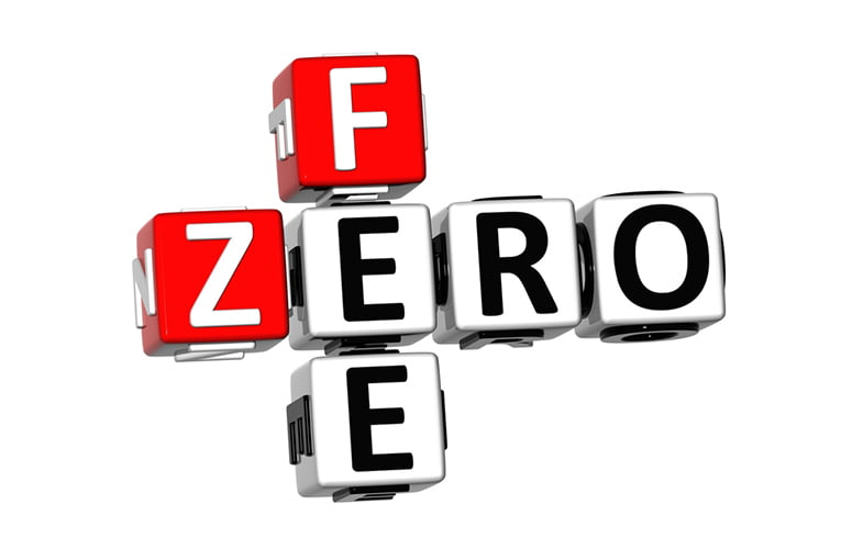 Image result for zero fees